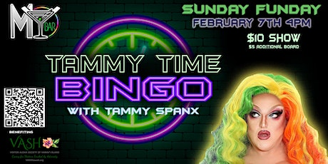 DRAG BINGO Tammy Time  at MyBar Kona tickets