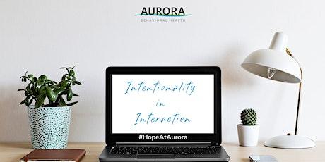 Virtual CEU Event - Intentionality in Interaction biglietti