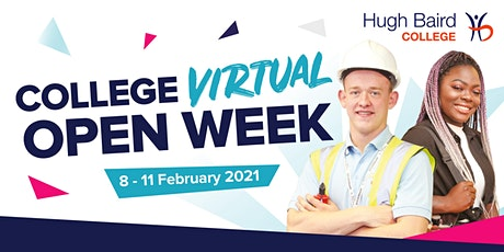 College Virtual Open Week tickets