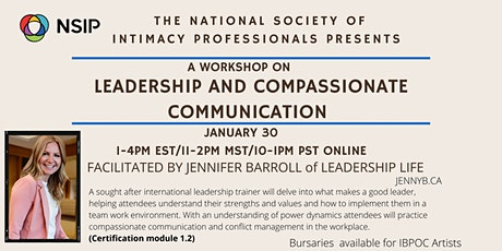 Leadership and Compassionate Communication tickets
