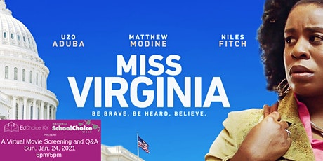 Miss Virginia Screening and Live Q&A tickets