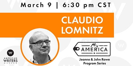 My America: Claudio Lomnitz tickets