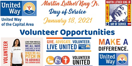 UNITED WAY MLK DAY OF SERVICE tickets
