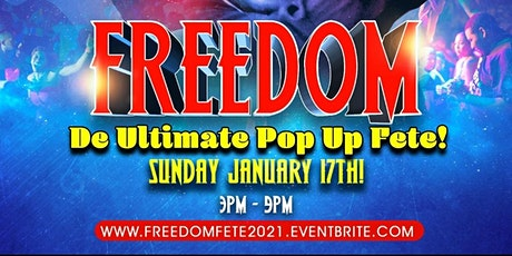 FREEDOM 2021 tickets