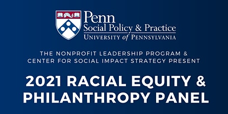 Racial Equity & Philanthropy Panel tickets