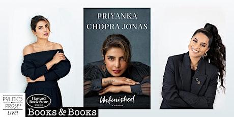 Unfinished: A Virtual Evening with Priyanka Chopra Jonas & Lilly Singh tickets