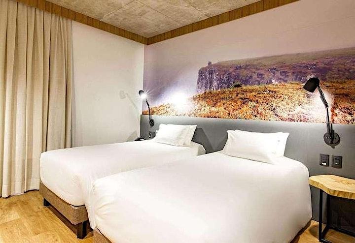 Imagem do evento RIO DO RASTRO MARATHON 2021 - HOTEL NOVOTEL 4*