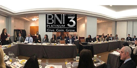 BNI Manhattan Wednesday Networking Meeting - Visit us from anywhere! tickets