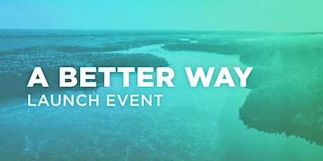2021 A Better Way Launch Event tickets