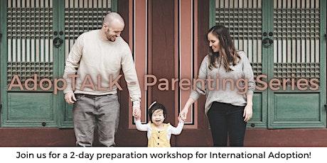 AdopTALK Parenting Series tickets