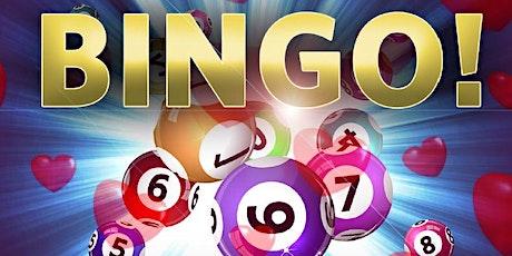 Virtual Valentine's Bingo tickets