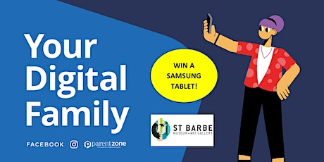 Your Digital Family Quiz tickets