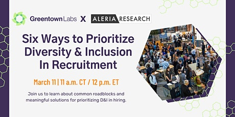 Six Ways to Prioritize Diversity and Inclusion In Recruitment tickets