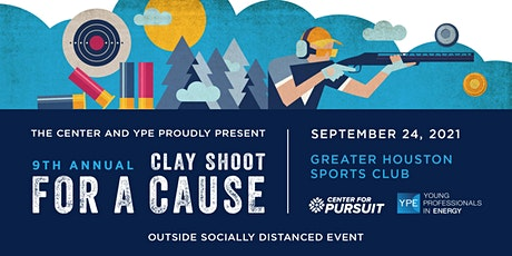 YPE & The Center for Pursuit's Clay Shoot for a Cause tickets