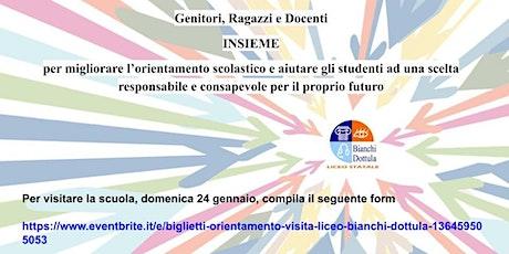 Orientamento: visita Liceo Bianchi Dottula biglietti
