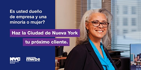 M/WBE Certification Webinar (SPANISH) tickets