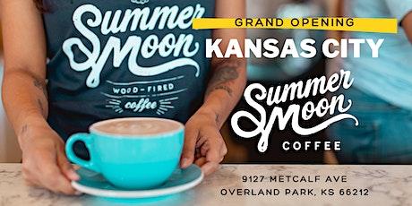 Summer Moon Coffee (Kansas City) Grand Opening Event tickets