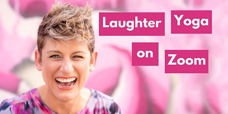 Tuesday Free Laughter Yoga Club on Zoom tickets
