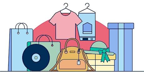 Sunday Funday Vintage Fashion & Thrift Shopping tickets