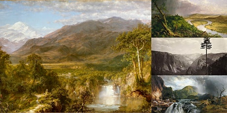 'The Landscape Art Legacy: Thomas Cole & The Hudson River School' Webinar tickets