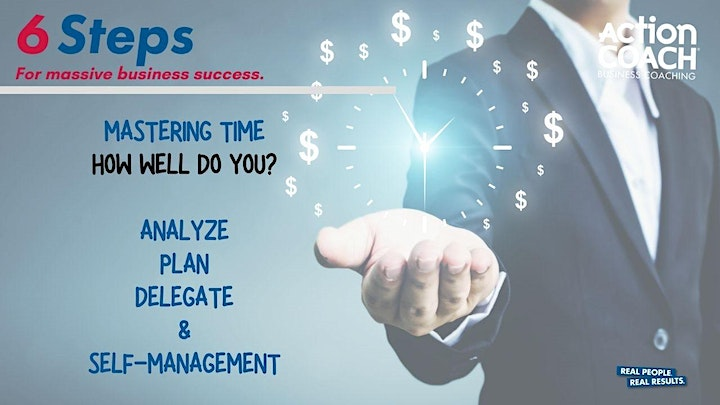 6 Steps to massive business growth! image