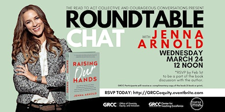 Roundtable Chat with Jenna Arnold tickets
