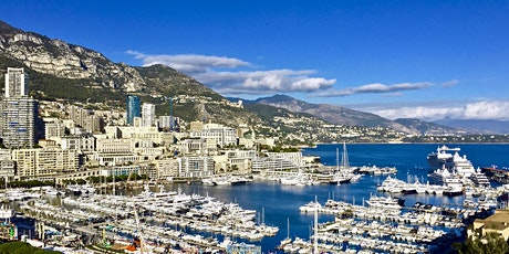 Have you ever dreamt of visiting Monte Carlo in Monaco?  Let's go virtually tickets