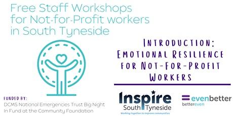 Introduction: Emotional Resilience for Not-For-Profit Workers tickets