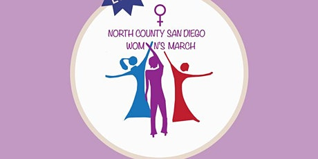 North County San Diego Womxn's March tickets