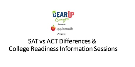 Applerouth SAT/ACT & College Readiness Information Sessions tickets