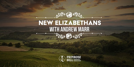 New Elizabethans with Andrew Marr tickets