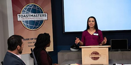 Peacetimers toastmasters tickets