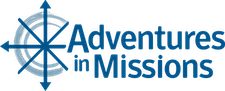 Adventures in Missions  logo