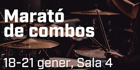 Marató de combos de Jazz i Música Moderna. Edu Tancredi - Cor llatí entradas