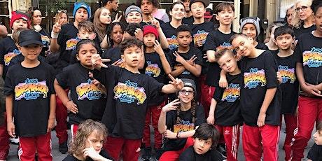"Kids Breaking League Presents ""Champions"" tickets"