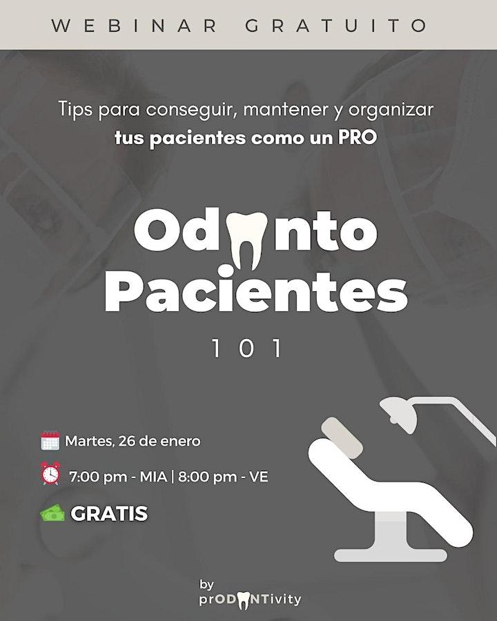 Imagen de OdontoPacientes 101