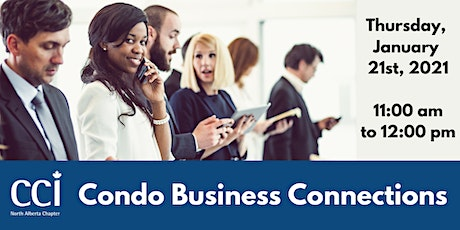 Condo Business Connections tickets