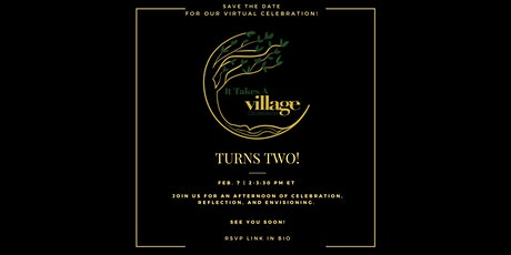It Takes A Village Collaborative Turns 2! tickets
