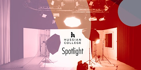 Hussian College Spotlight: Spring Art Portfolio Review tickets