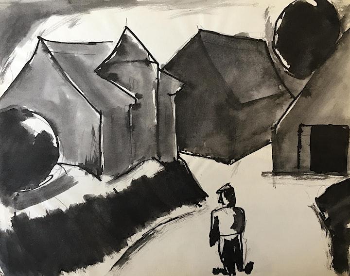 Winter Exhibition including Josef Herman RA original works on paper image