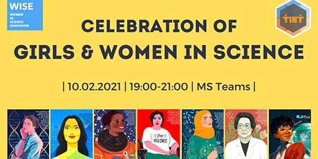 Celebration of Women & Girls in Science tickets