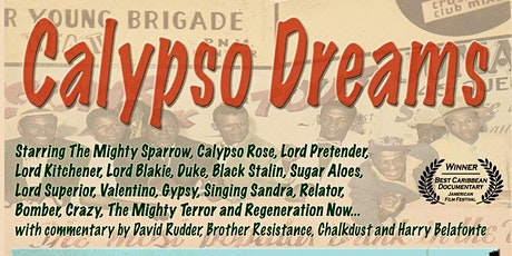 Calypso Dreams Film Screening presented by SCFF & Jouvayfest Collective tickets