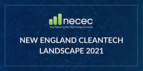 New England Cleantech Landscape 2021 tickets