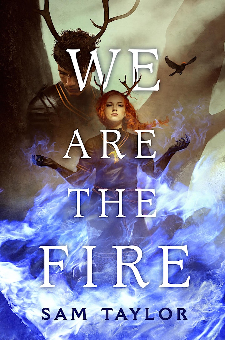 VIRTUAL BOOK LAUNCH Sam Taylor: We Are The Fire image