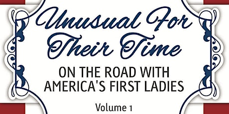 First Ladies: A Discussion with Author Andrew Och - Livestream Program tickets