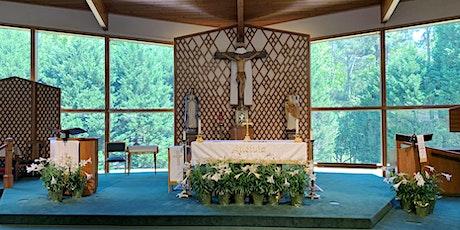 Parish Center Simulcast Mass  - 10:30AM English Mass 1/24/2021 tickets