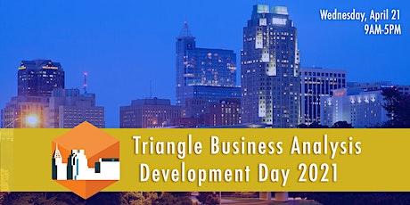 Triangle Business Analysis Development Day tickets