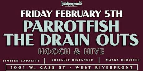 Parrotfish w/ The Drainouts tickets