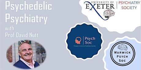 Psychedelic Psychiatry tickets