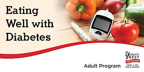Eating Well with Diabetes tickets